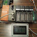 シーケンサA2SHCPU一式とタッチパネル(通信ケーブル付き)送料のみ0002 終了しました